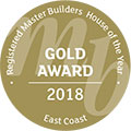 house of the year gold award 2018